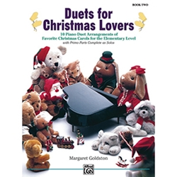 Duets for Christmas Lovers Book B2